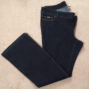 Old Navy Dark Wash Premium Date Night Jeans